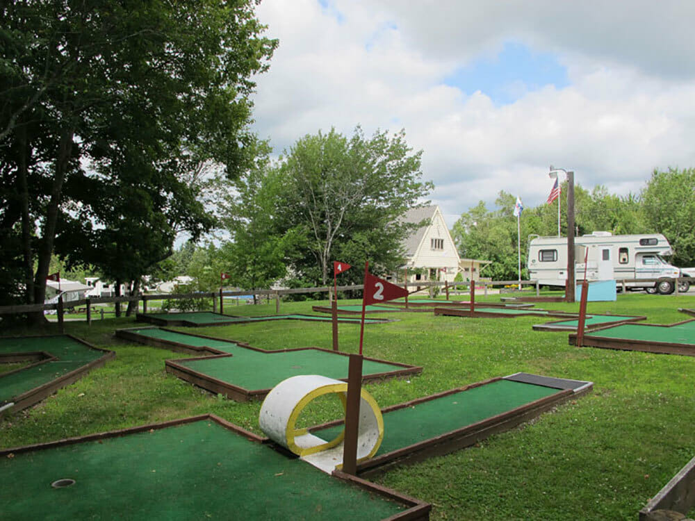 Pleasant Hill Campground Rates, Book Online. Bangor ME ...